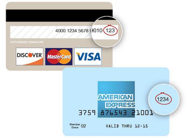 CVV chính là mã số bảo mật giúp xác định giá trị sử dụng của thẻ
