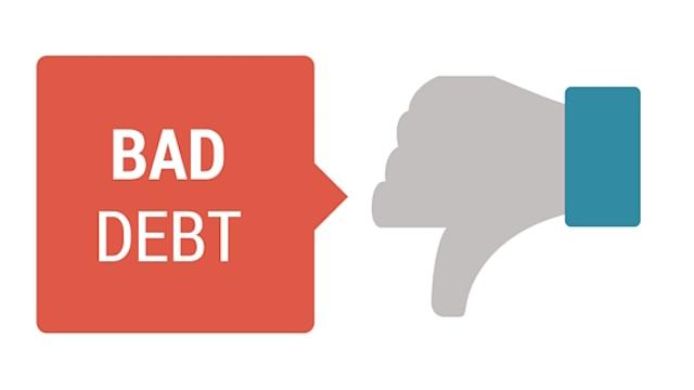 Những nhóm nợ thuộc nhóm 3, nhóm 4 và nhóm 5 được phân vào loại nợ xấu