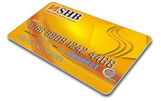 Thẻ Debit SHB có thể rút tiền mặt nhanh chóng, chuyển tiền dễ dàng