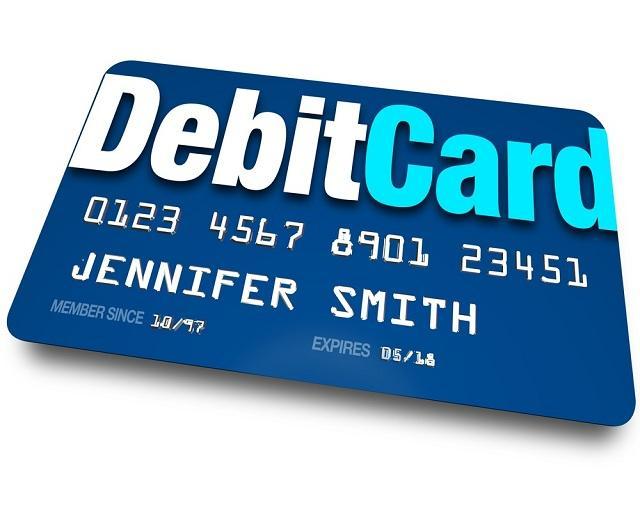 Thẻ Debit gồm có hai loại: thẻ ghi nợ nội địa và thẻ ghi nợ quốc tế