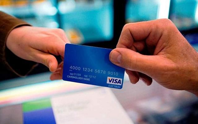Thẻ VISA trả trước