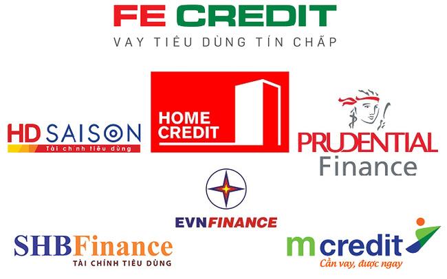 Các công ty tài chính cho vay trả góp