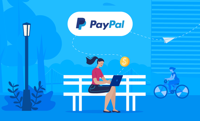 Cách đăng kí tài khoản Paypal sử dụng cho các giao dịch trực tuyến