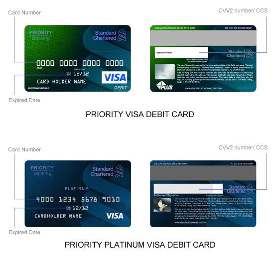 Đặc điểm của hạng thẻ ghi nợ