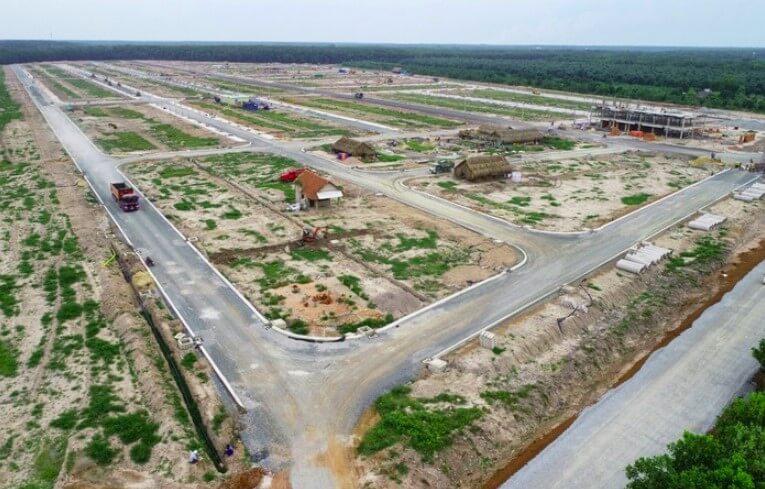 Đất nền dự án là loại đất nền được đầu tư phổ biến nhất