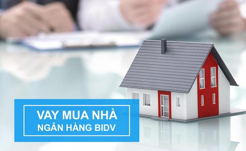 Lãi suất cho vay mua nhà của ngân hàng BIDV