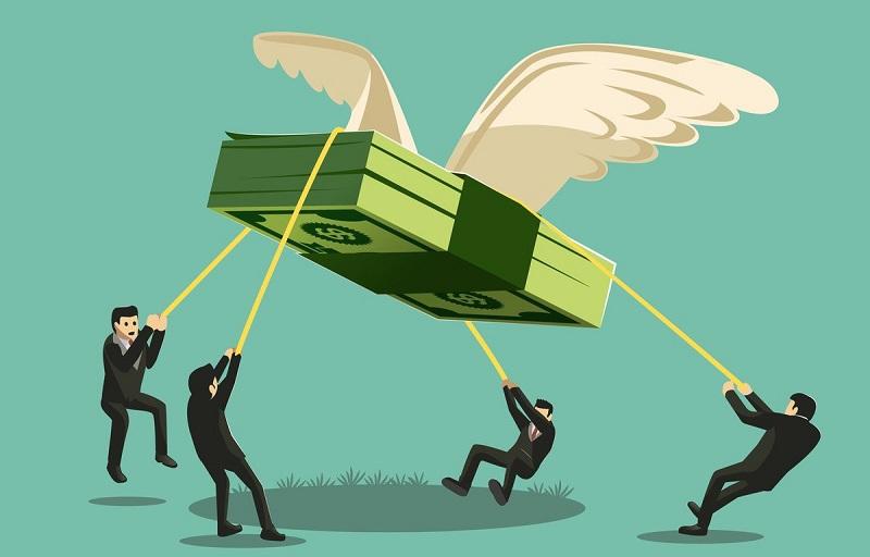 Lạm phát tăng cao có thể khiến lợi nhuận thu về là số âm