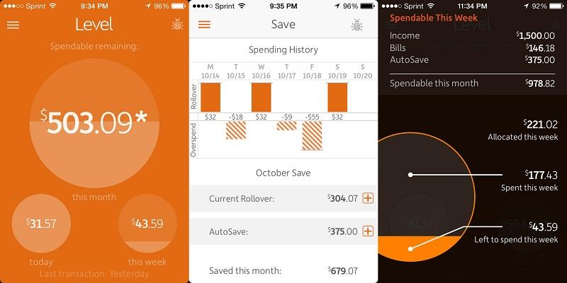Level Money – app quản lý tiền hiệu quả