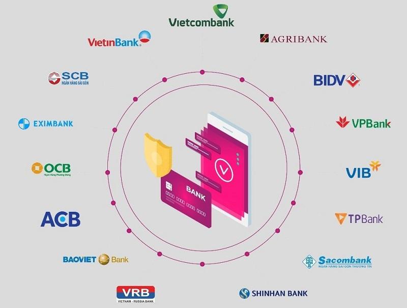 Momo liên kết ngân hàng nào?