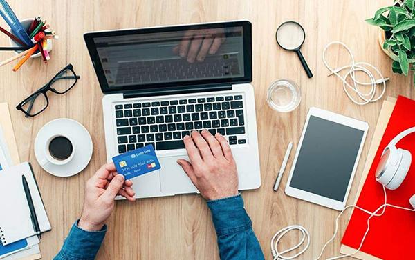 Thanh toán tiền điện bằng thẻ tín dụng đơn giản, dễ dàng