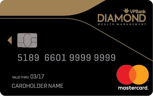 Thẻ ghi nợ ngân hàng VP Bank