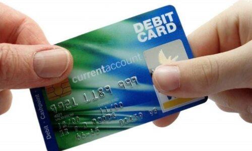 Thẻ ghi nợ quốc tế sử dụng dễ dàng và kiểm soát được tiêu dùng cá nhân