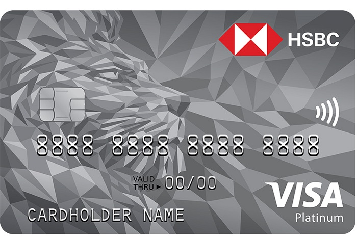 Thẻ tín dụng ngân hàng HSBC
