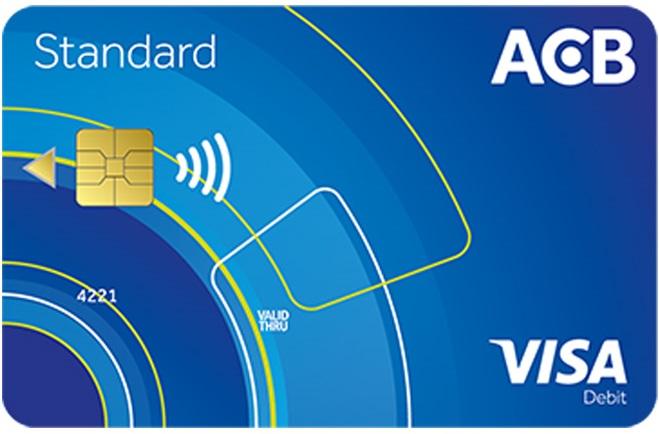 Thẻ visa hỗ trợ người dùng thực hiện các giao dịch trong và ngoài nước dễ dàng