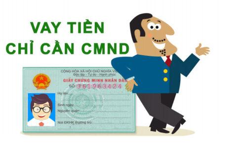 Vay tiền mặt trả góp không thế chấp cần giấy tờ gì?