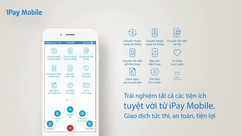 Vietinbank giúp khách hàng thực hiện các giao dịch 24/7