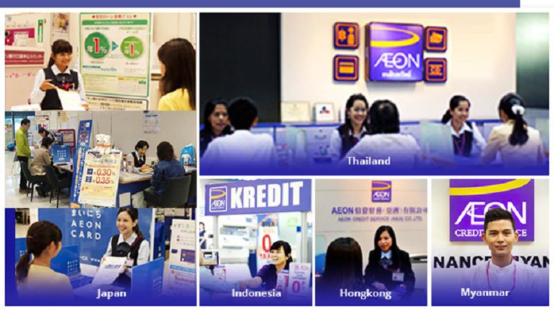 ACS là công ty trực thuộc Tập đoàn Aeon