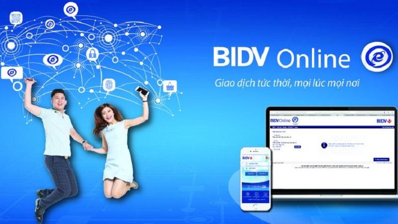 BIDV triển khai gửi tiết kiệm online