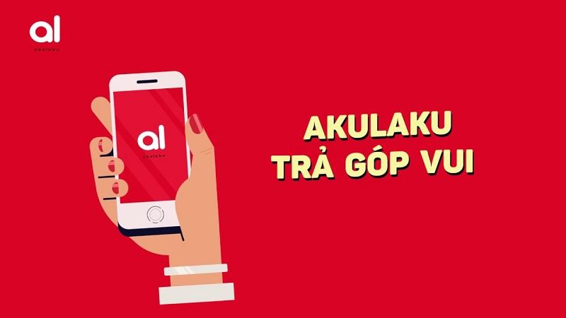 App kiếm tiền online Akulaku