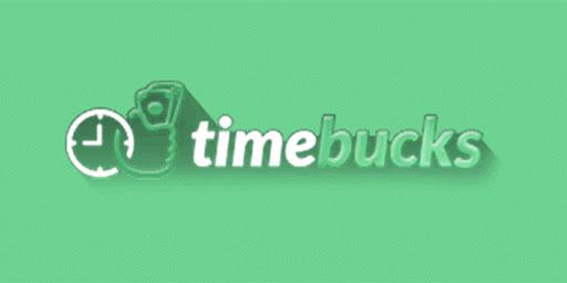 App kiếm tiền online Timebucks