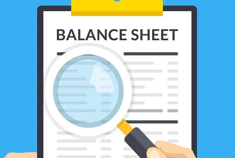 Bảng cân đối kế toán thể hiện sức khỏe của doanh nghiệp