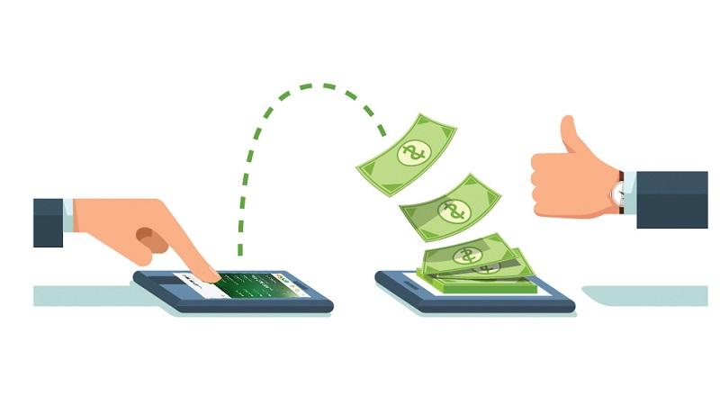 Các bước chuyển tiền qua ATM cơ bản giống nhau