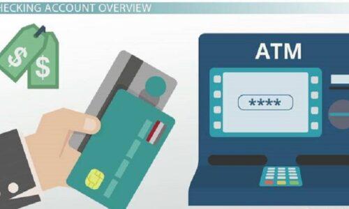 Checking account là gì? Khác gì với Saving account