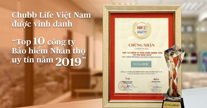 Chubb Life Việt Nam – công ty bảo hiểm uy tín