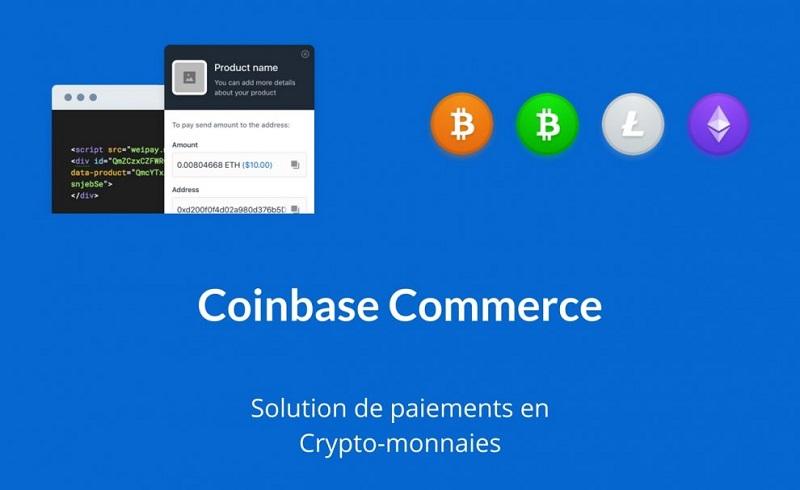 Coinbase Commerce là module thanh toán