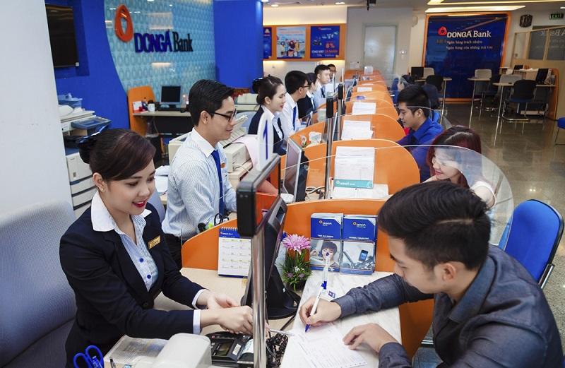 Giờ làm việc của ngân hàng Đông Á