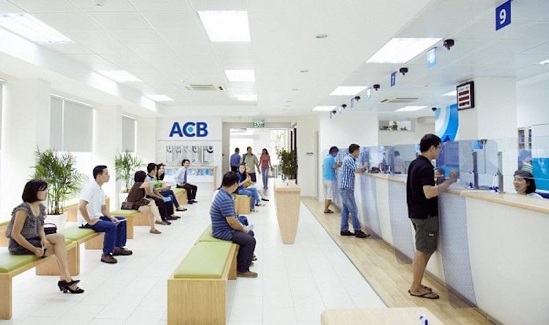 Giờ và lịch làm việc của ngân hàng ACB
