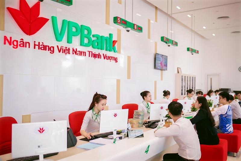 Lịch làm việc của ngân hàng VPBank