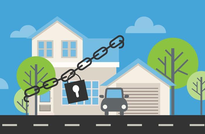 Một tài sản có thể dùng đảm bảo nhiều nghĩa vụ