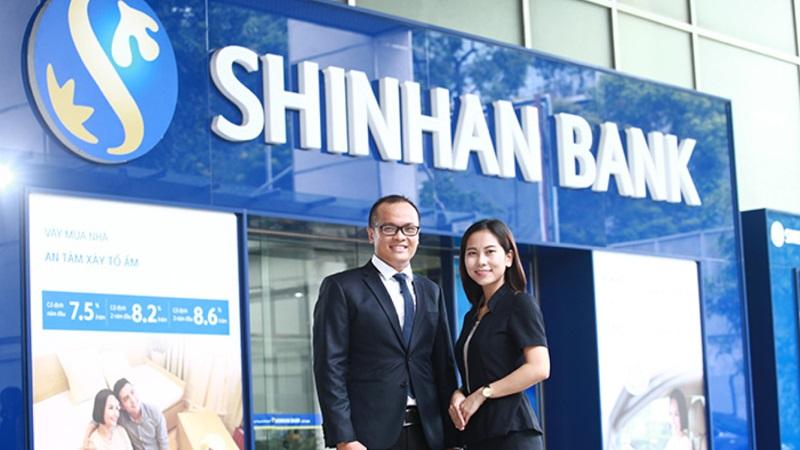 Ngân hàng Shinhan Việt Nam