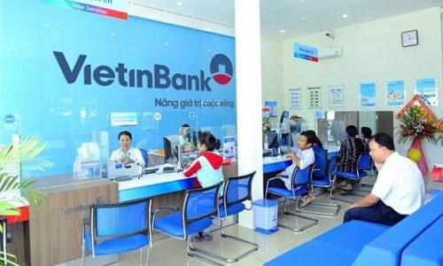 Thời gian làm việc ngân hàng Viettinbank