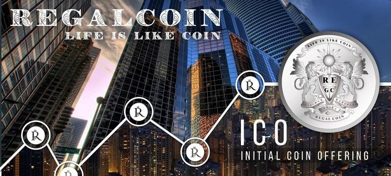Regalcoin có nhiều cách thức hoạt động