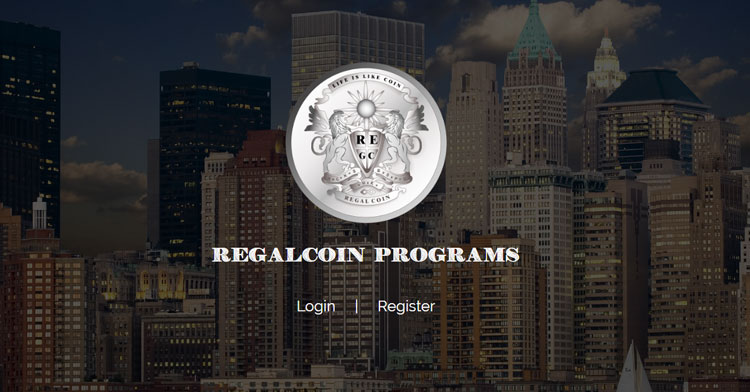 Regalcoin là gì?