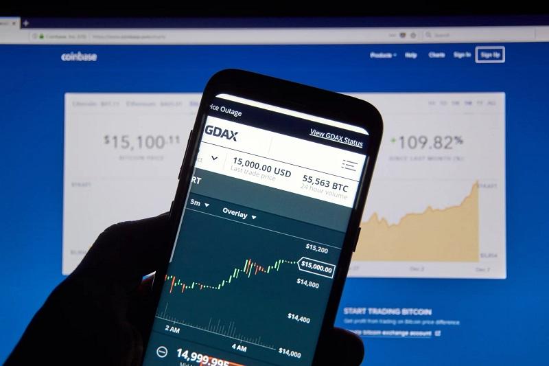 Sàn giao dịch điện tử GDAX