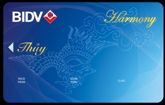 Thẻ ghi nợ nội địa BIDV