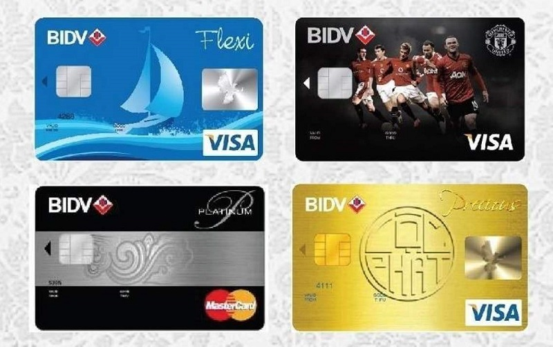 Thẻ tín dụng quốc tế BIDV