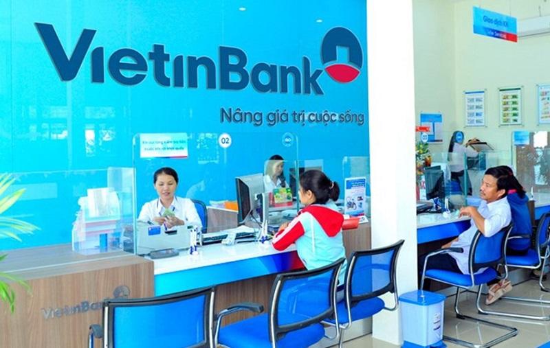 Thời gian làm việc tại các phòng giao dịch của Vietinbank