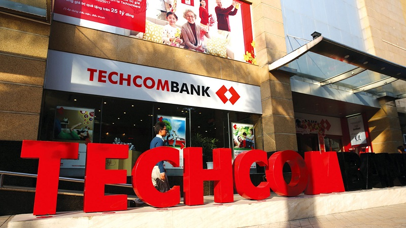 Vài nét về ngân hàng Techcombank