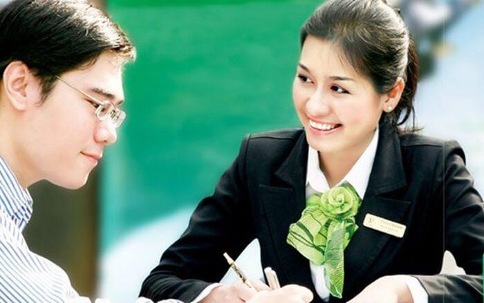 Vay tiền sinh viên tại Vietcombank