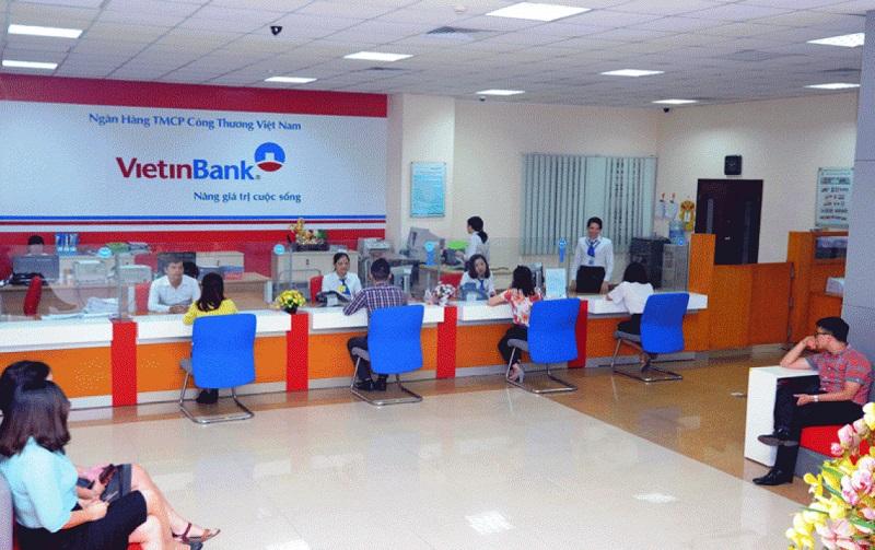 VietinBank hỗ trợ các hoạt động giao dịch tại quầy giao dịch
