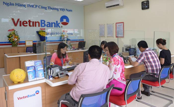 Vietinbank sẽ không làm việc vào thứ 7 và chủ nhật