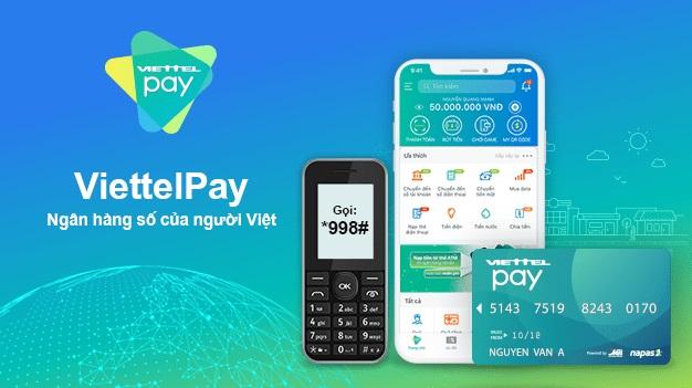 ViettelPay là ví điện tử được nhiều người tin dùng