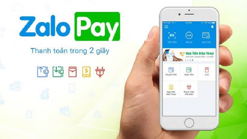 ZaloPay triển khai hai hình thức chuyển tiền trực tuyến