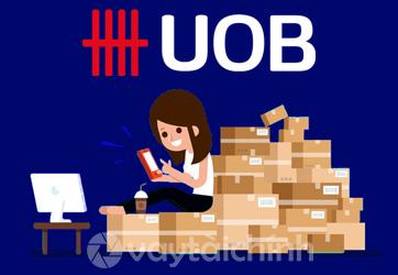 Khoản vay tín chấp UOB BizMerchant dành cho kinh doanh Online