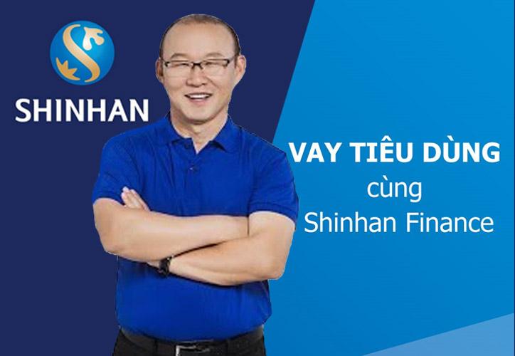 Vay tiêu dùng cung Shinhan Finace