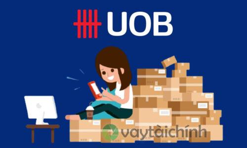 UOB Bizmerchant Vay tiền kinh doanh online
